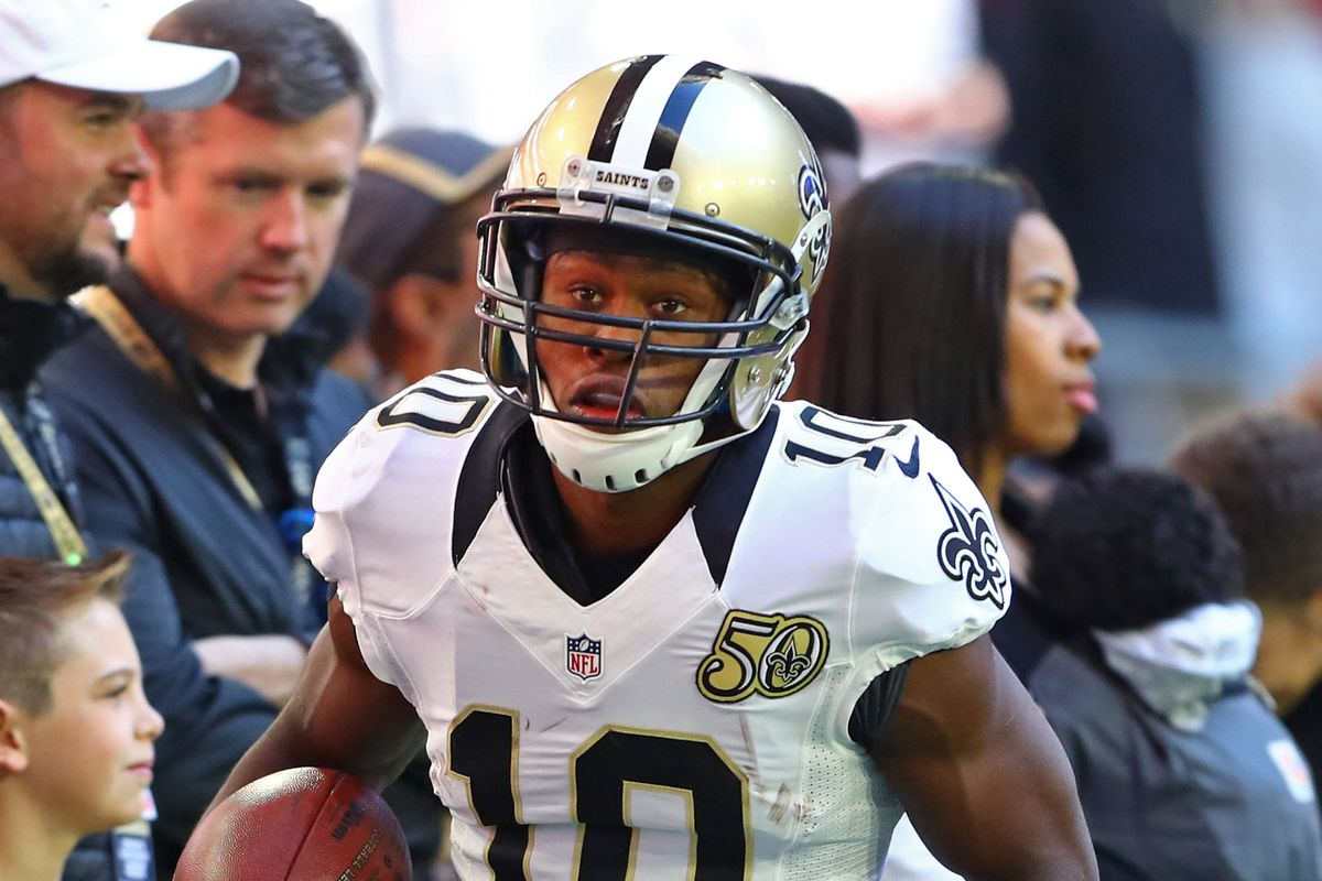 Saints trade WR Brandin Cooks to Patriots for 1st and 3rd round