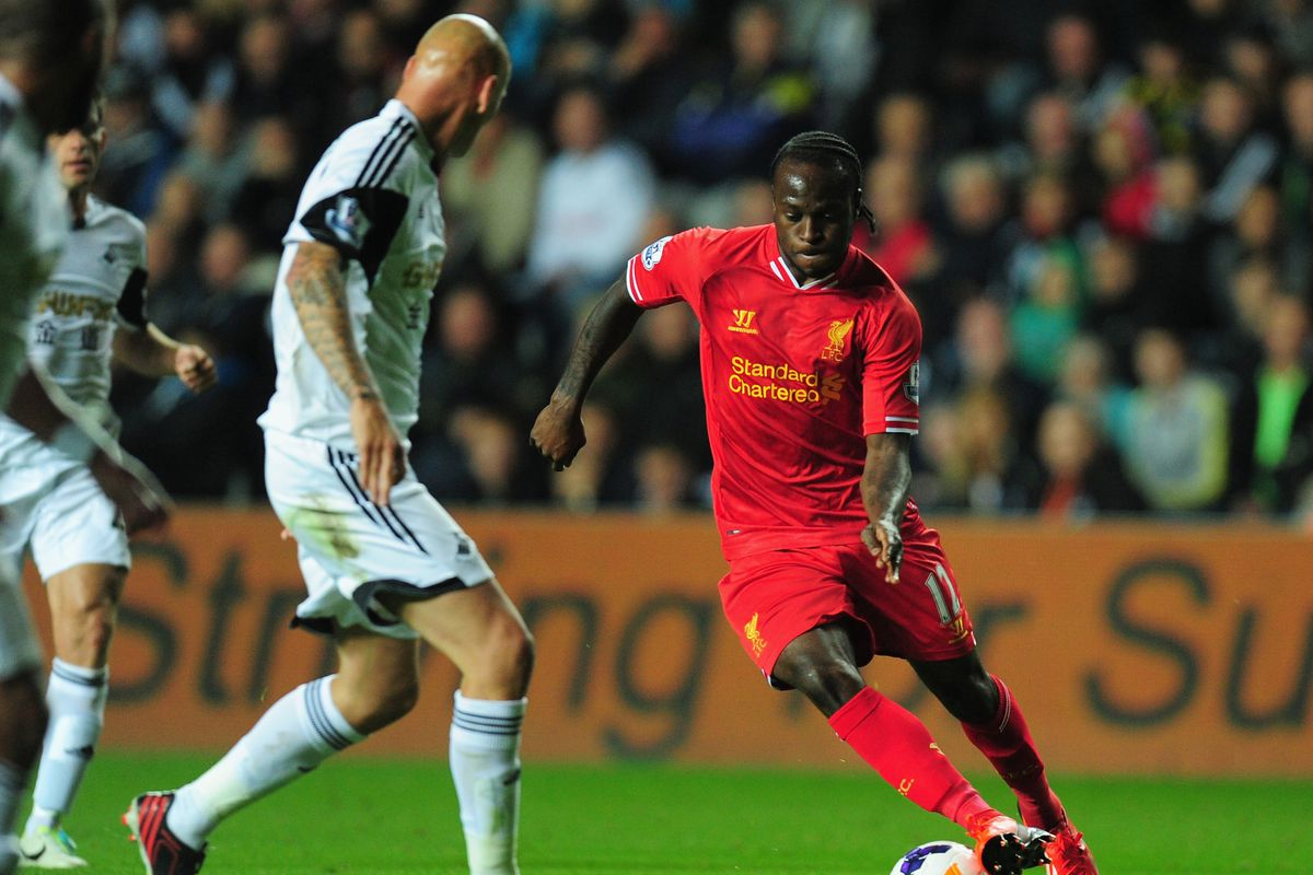 Jonjo Shelvey, confused sleeper agent, with new signing Victor Moses