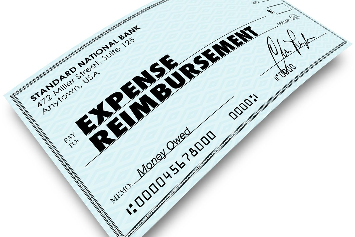 Dave Ramsey addresses how to deal with a delay in your employer refunding your travel expenses.