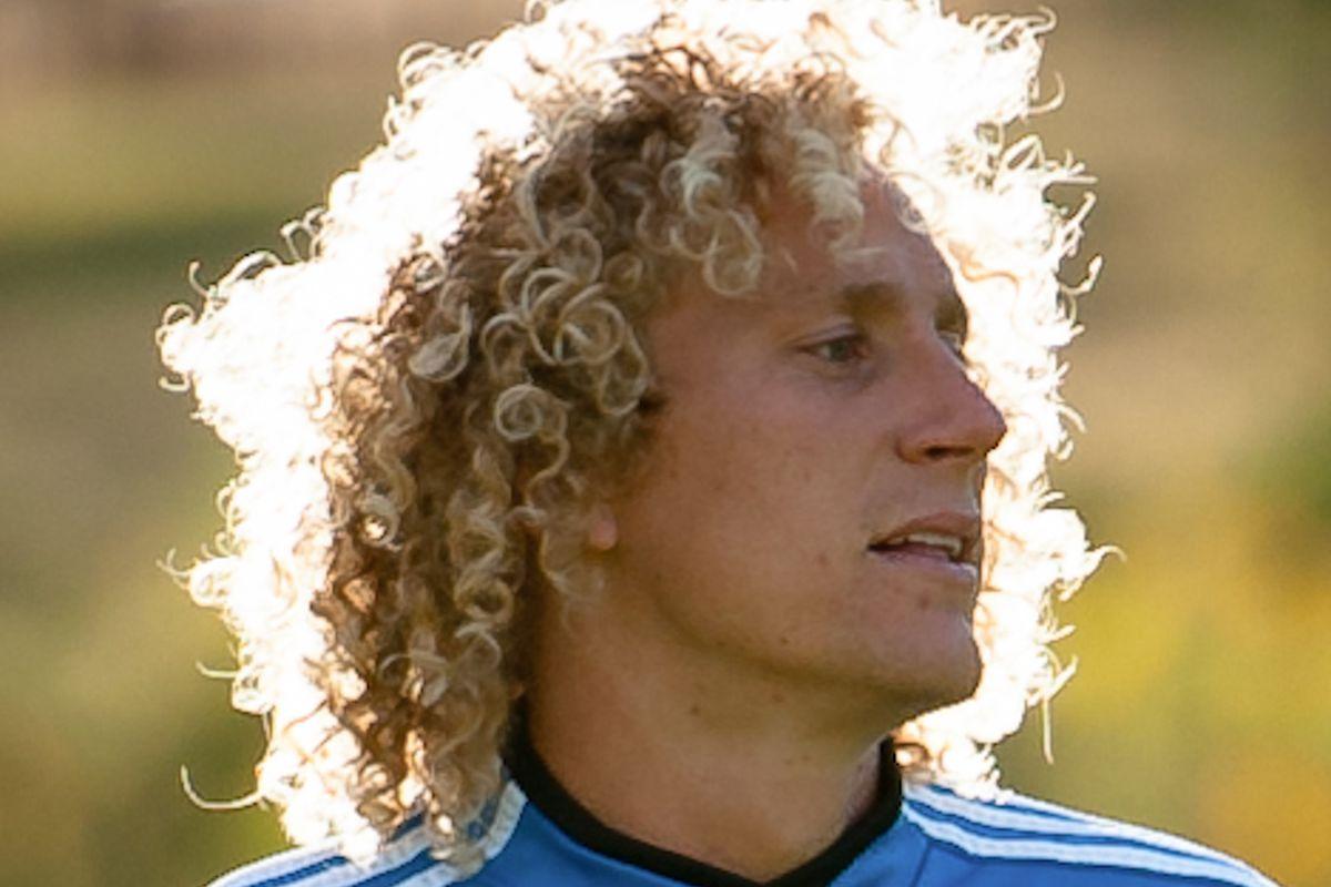 The Resplendent Curls of Steven Lenhart