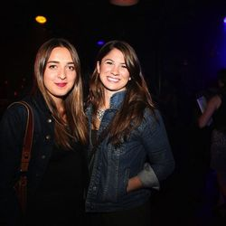 """Ashley Lively and Karla Misjan of Racked NY's Freshest Fitness Concept <a href=""""http://ny.racked.com/archives/2013/09/30/introducing_all_of_the_nominees_for_the_2013_racked_awards.php"""">nominee</a> SYNCSTUDIO in Brooklyn"""