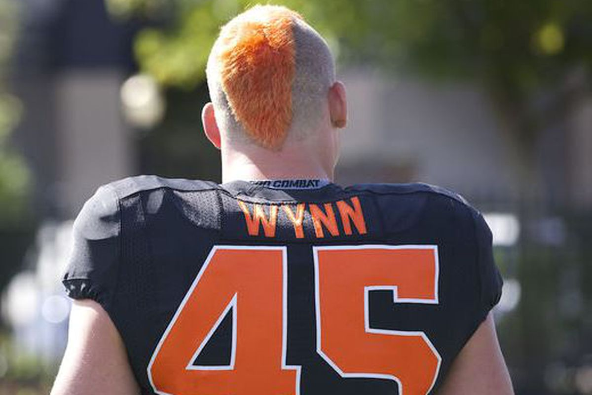 Wynn needs to have a standout year with Scott Crichton gone.