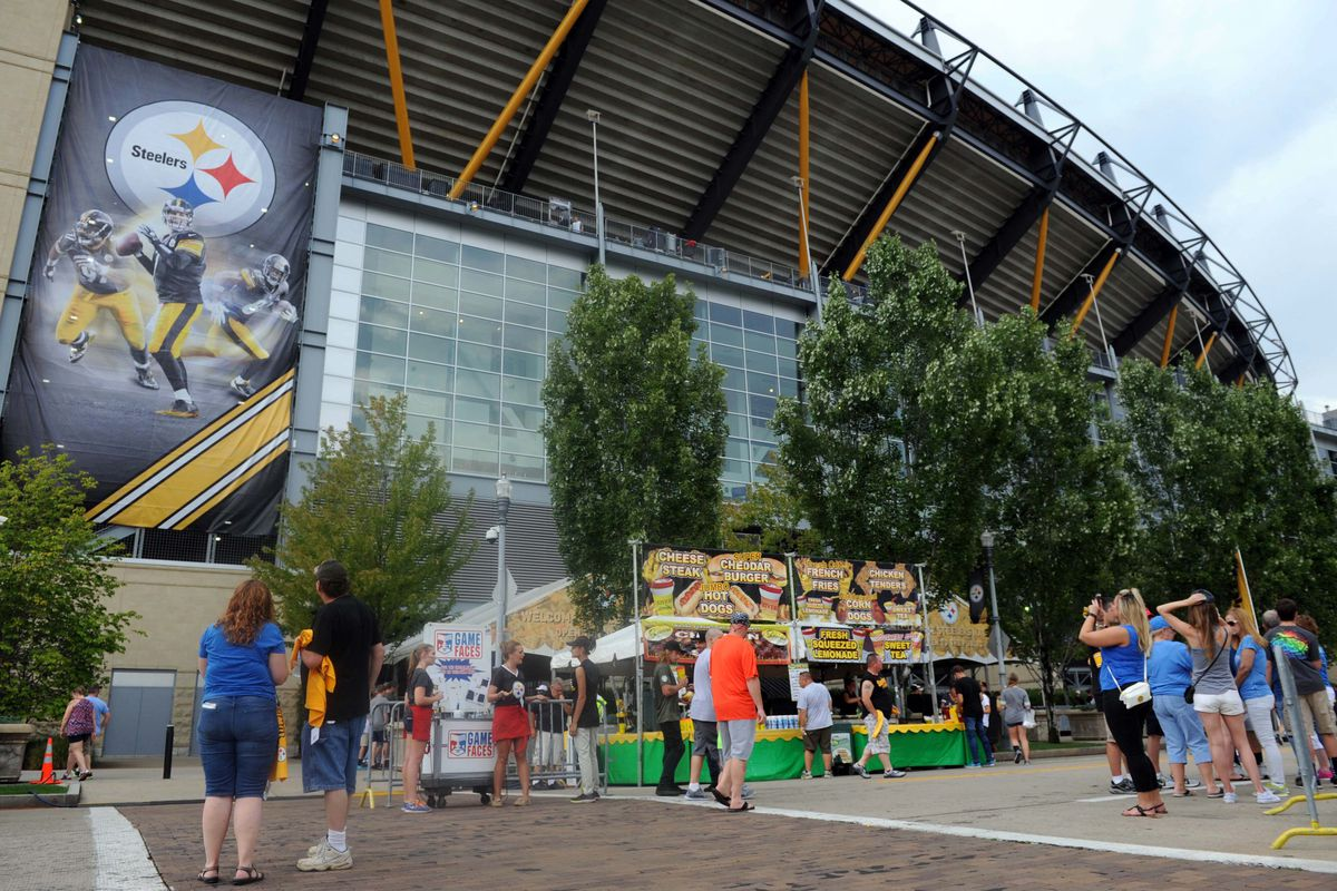 NFL: Preseason-Detroit Lions at Pittsburgh Steelers