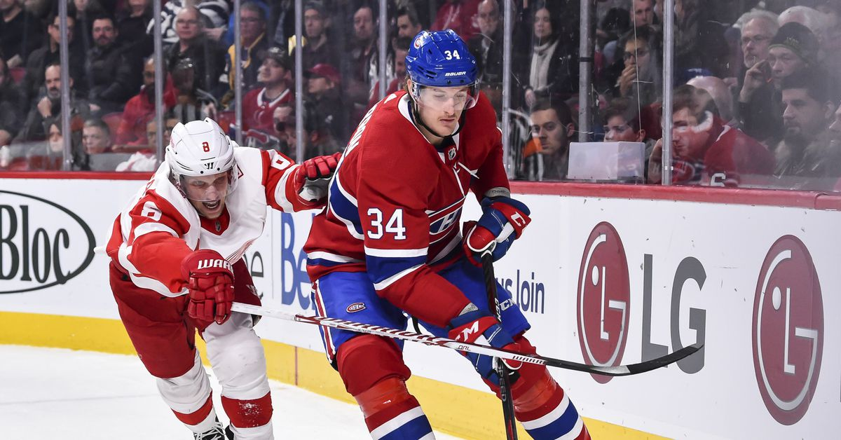 Montreal Canadiens extend qualifying offers to four ...