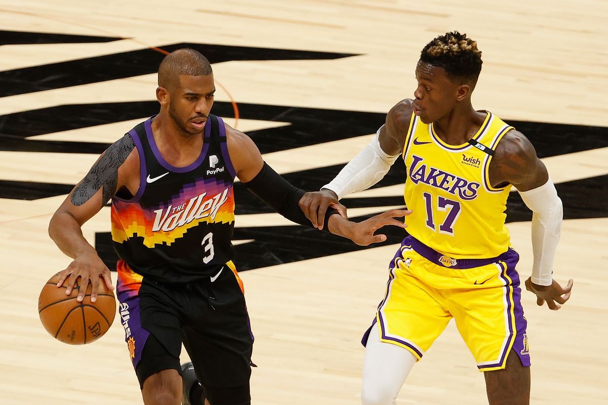 Los Angeles Lakers v Phoenix Suns - Game Two