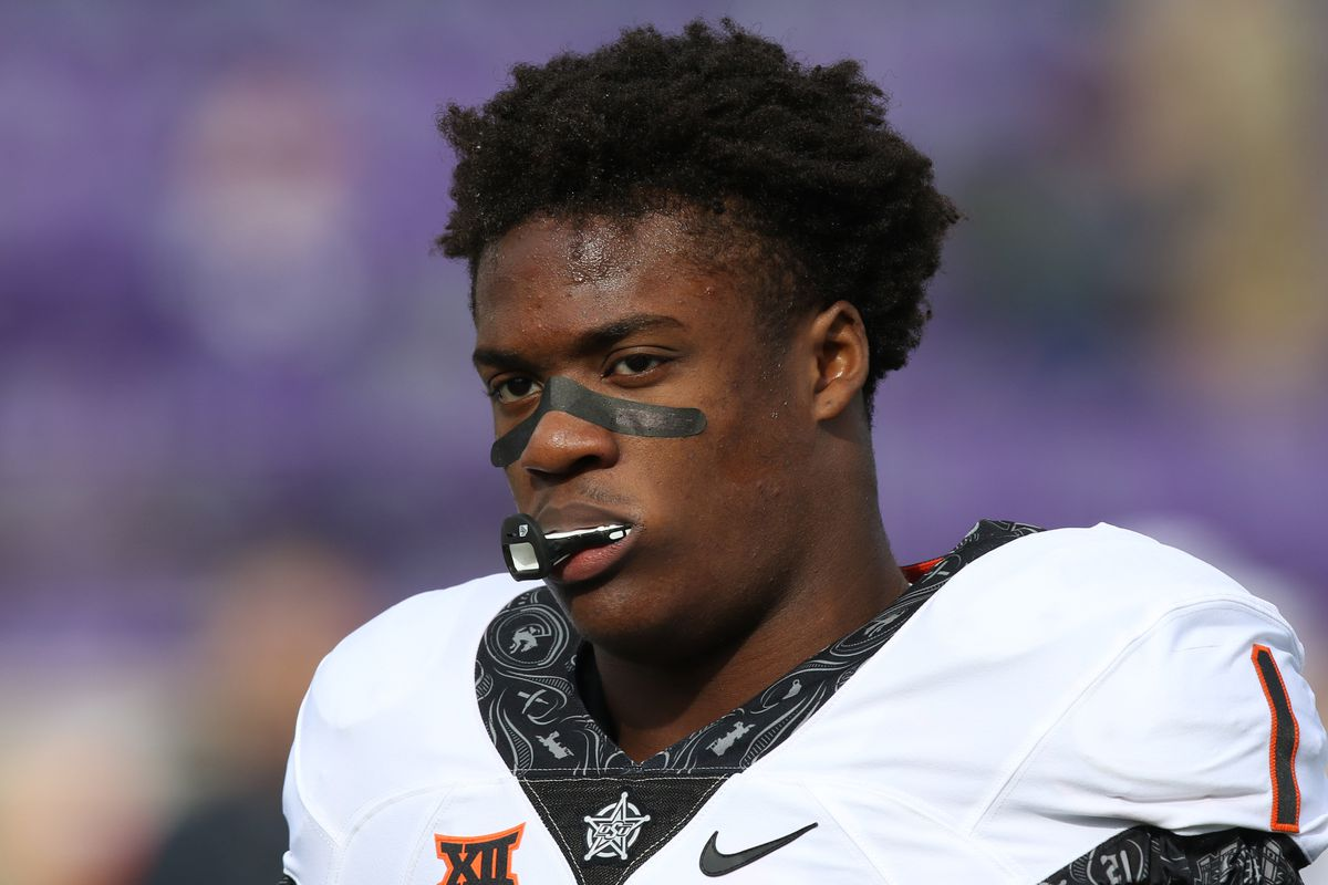 Oklahoma State Football Calvin Bundage To Miss Rest Of 2019