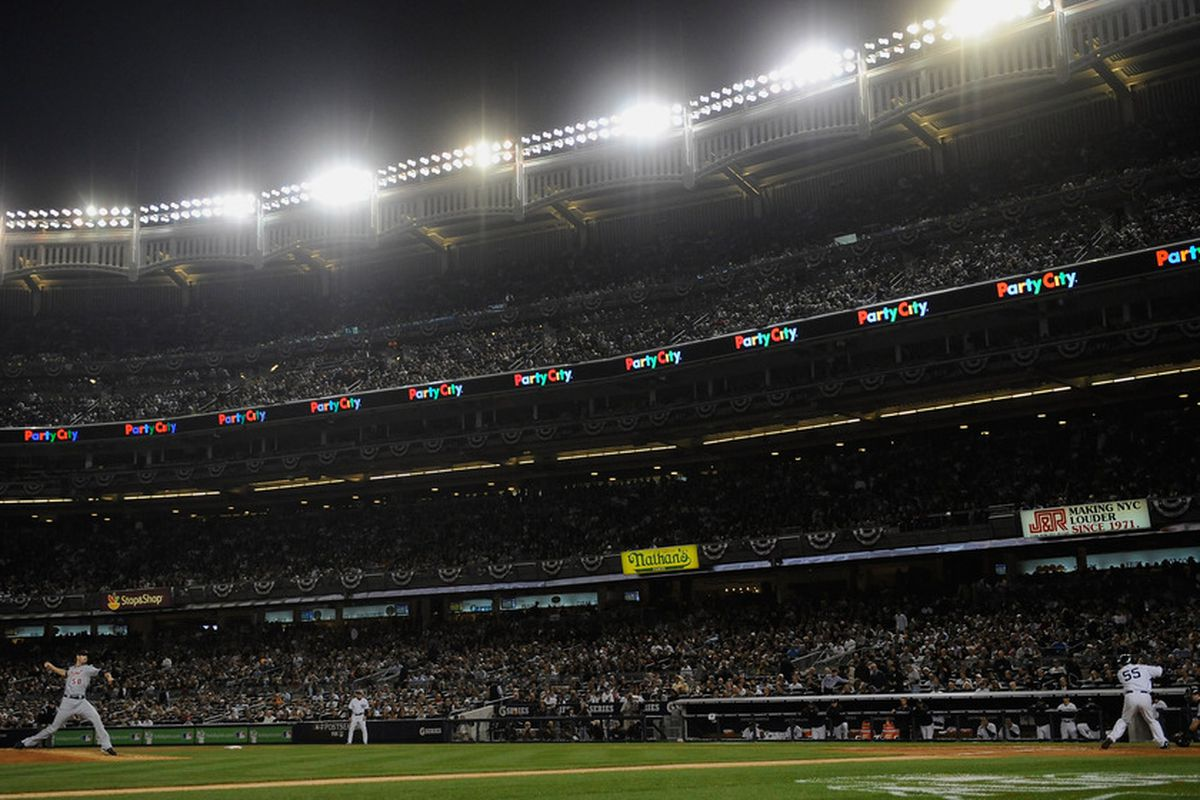 ALCS Open Thread: 10/13 DET @ NYY - Gaslamp Ball