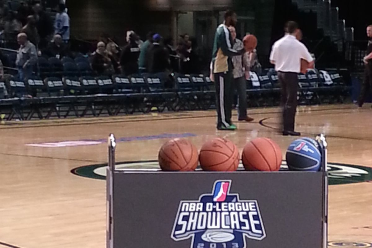 NBA D-League 3-point and Slam Dunk Contest