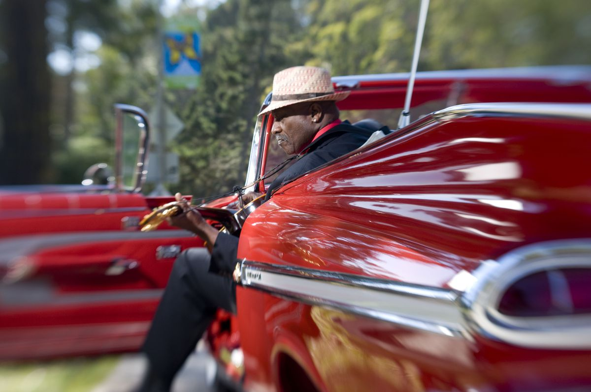 Taj Mahal and his quartet are on the bill for Blues on the Fox, June 14 in Aurora.