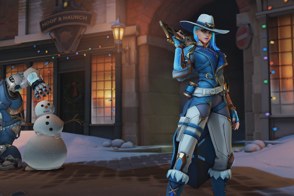Overwatch Christmas 2019 Overwatch Winter Wonderland 2018 skins, event dates and game modes