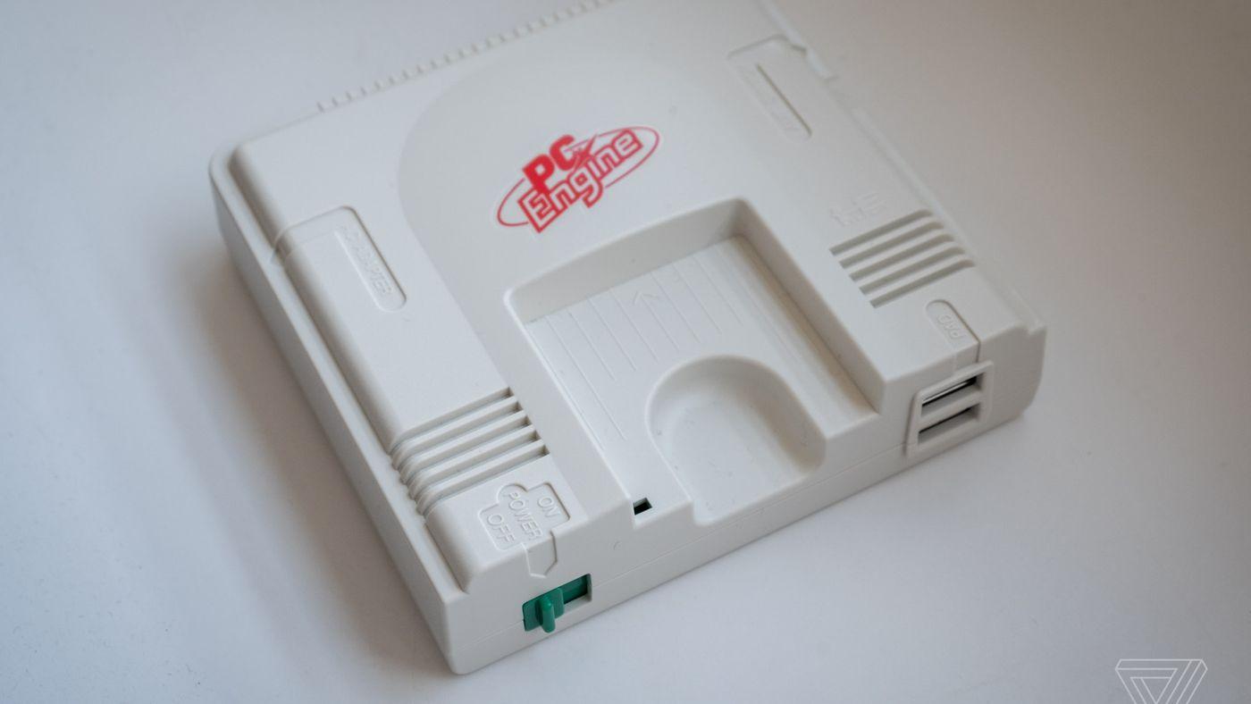 KONAMI PC Engine Mini Japan import NEW Game Console
