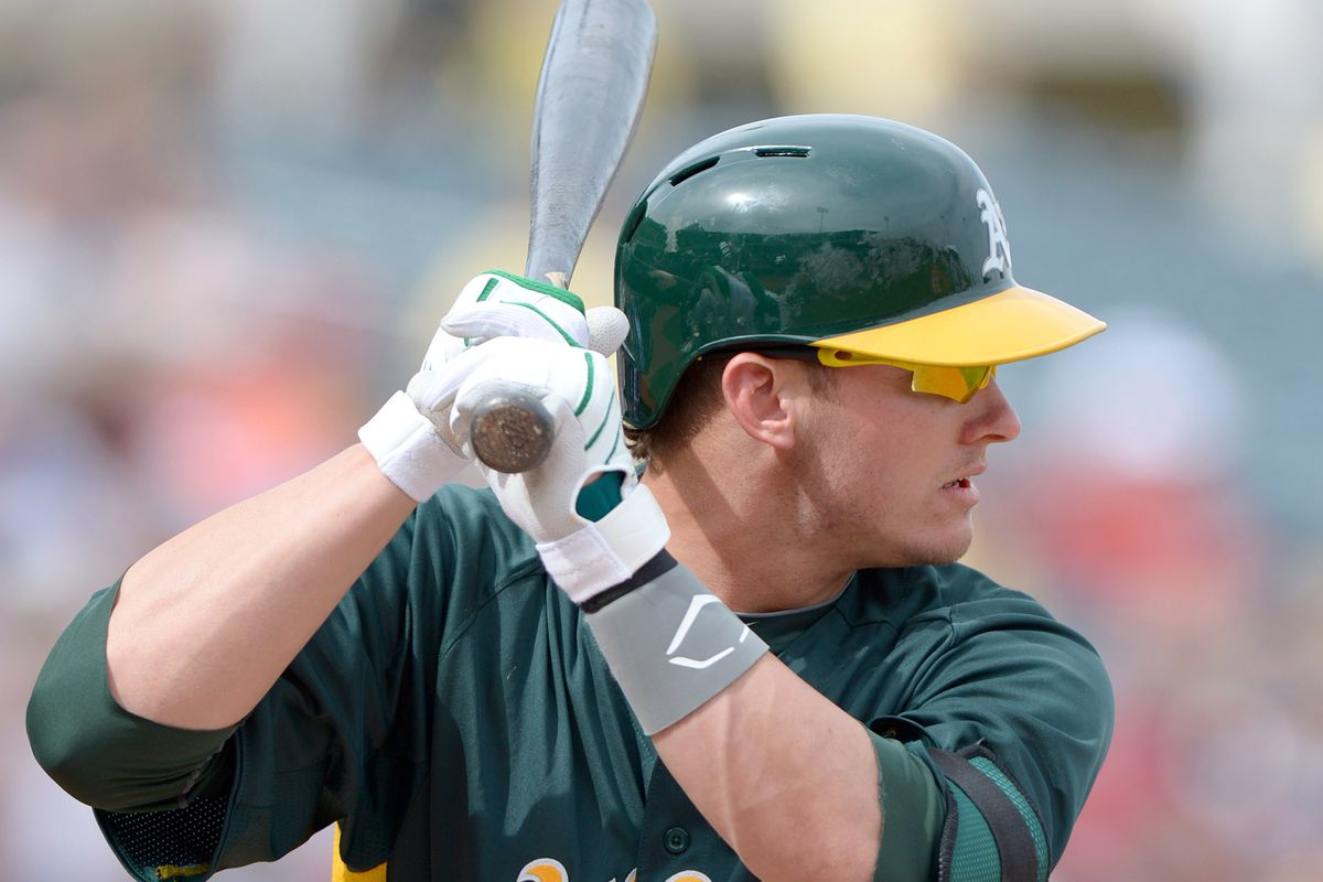 Will the real Josh Donaldson please stand up? (But only if it's the one from the 2nd half of 2012.)