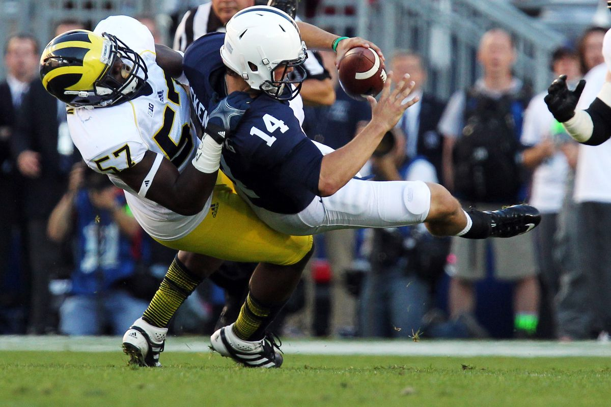 2015 NFL Draft Michigan Defensive End Frank Clark scouting report