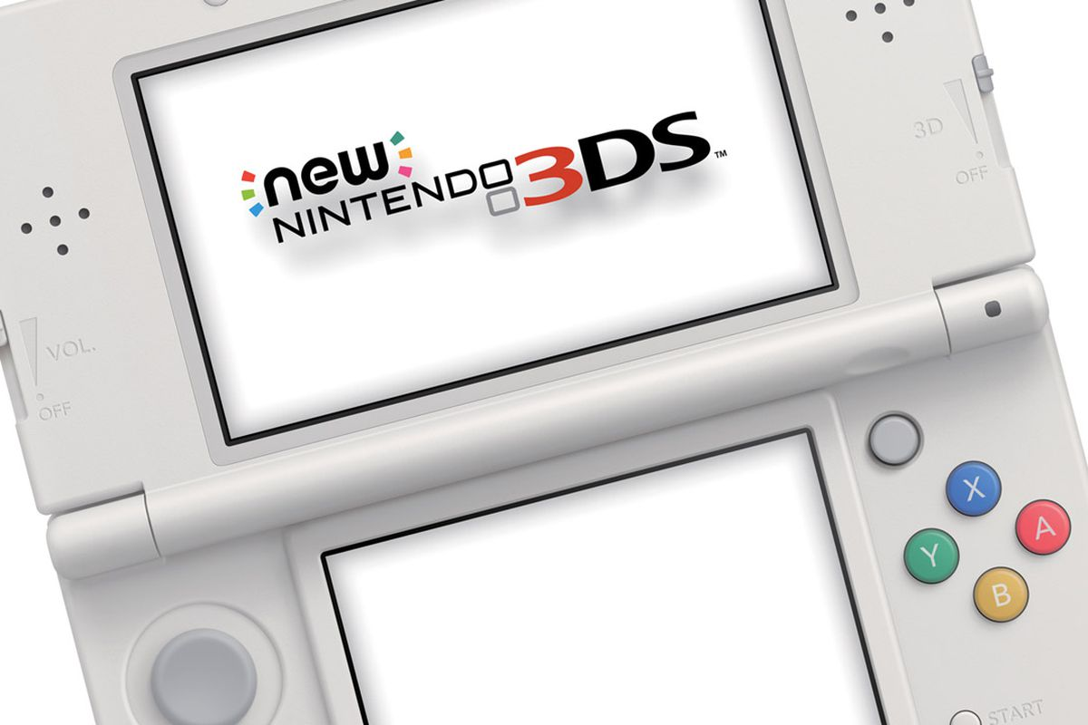 new nintendo 3ds production ends worldwide update polygon. Black Bedroom Furniture Sets. Home Design Ideas