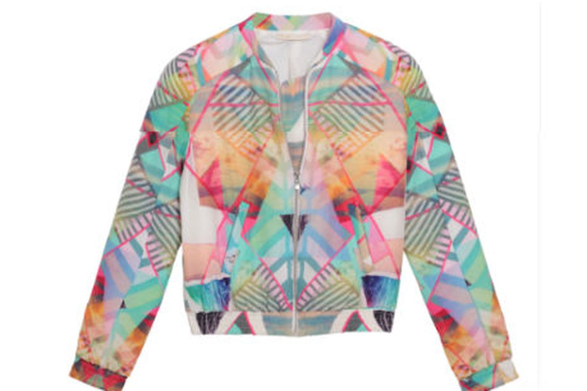 One of Maje's spring jackets