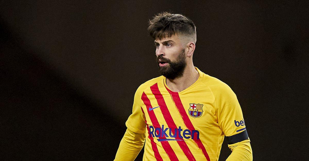 Pique wants to make Barcelona return in Copa del Rey second leg - Barca Blaugranes