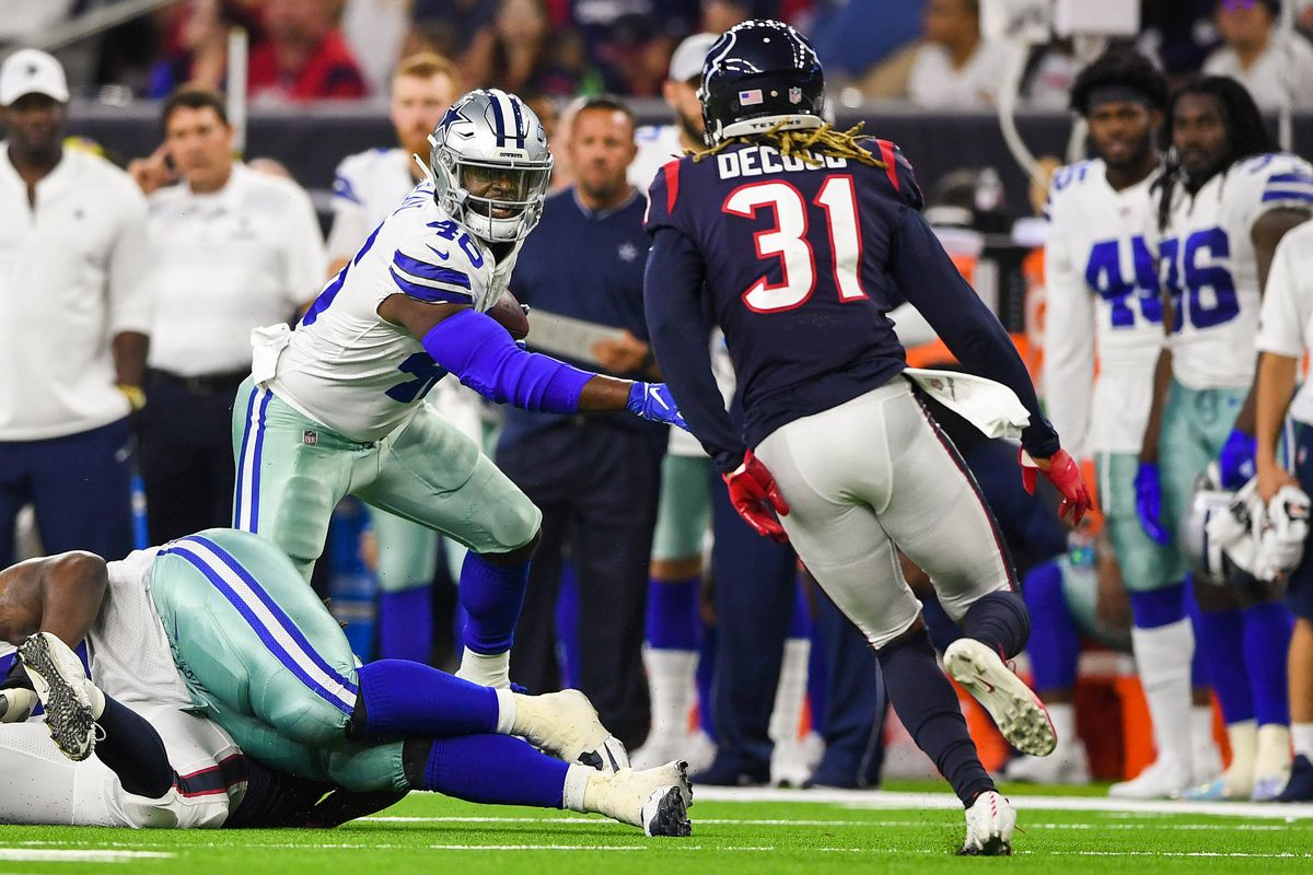 100% authentic b90a6 4e325 Roster update: Cowboys add defensive back Treston Decoud to ...
