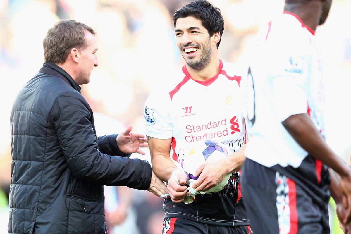 For all his talents, Brendan had yet to master the slippery art of the handshake...