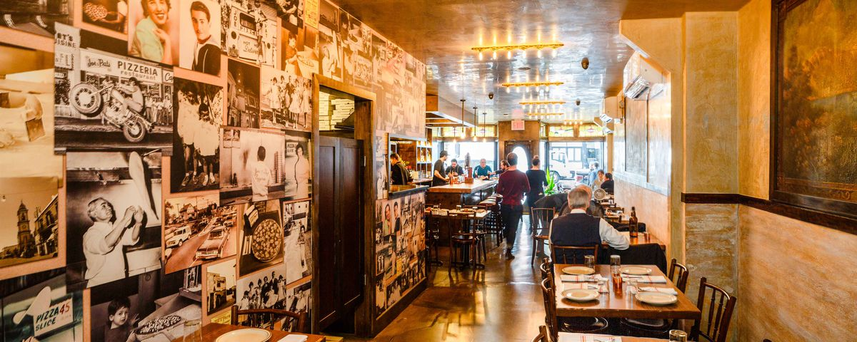 Inside Iconic Staten Island Pizzeria Joe And Pat S New East
