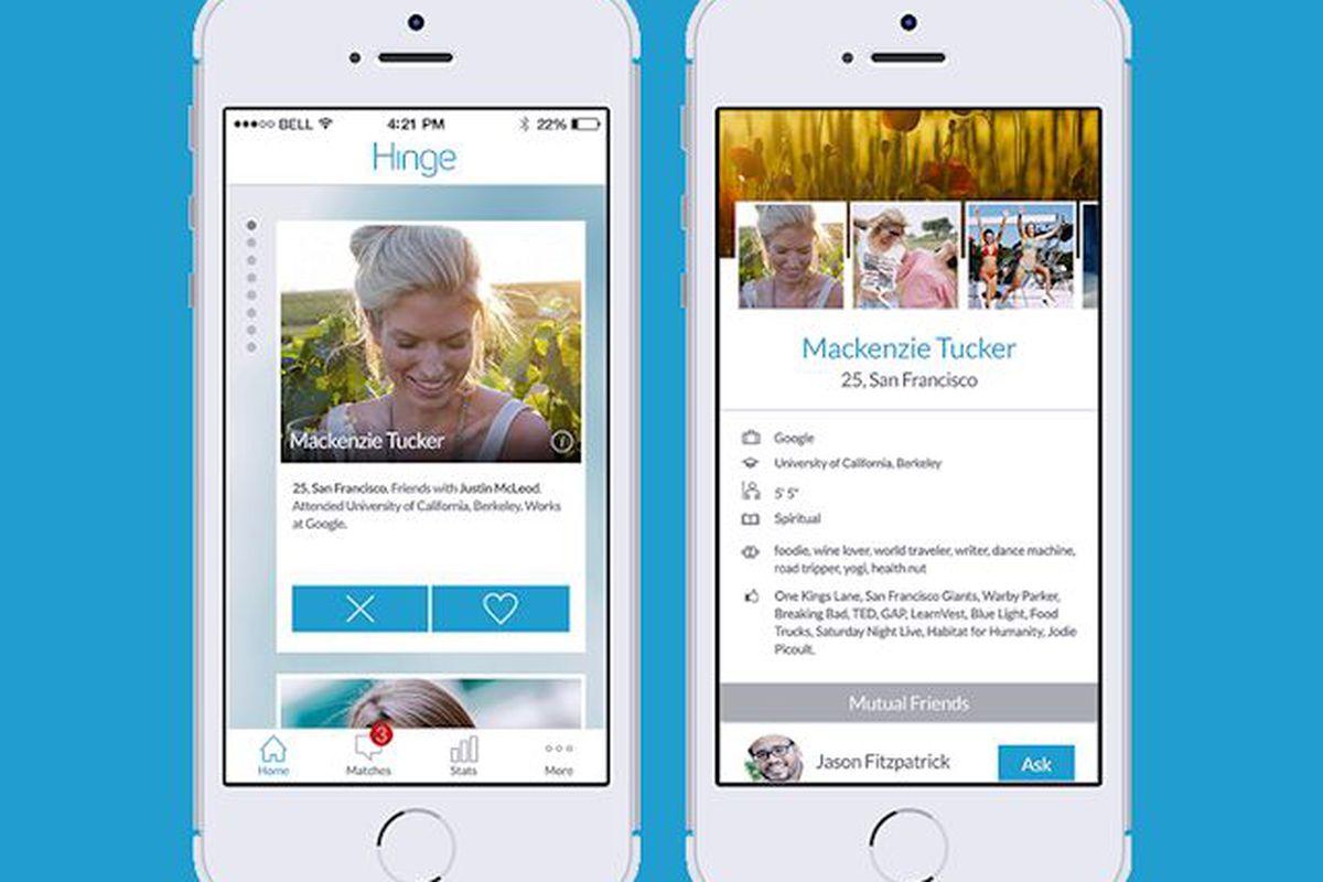 hinge dating app faq