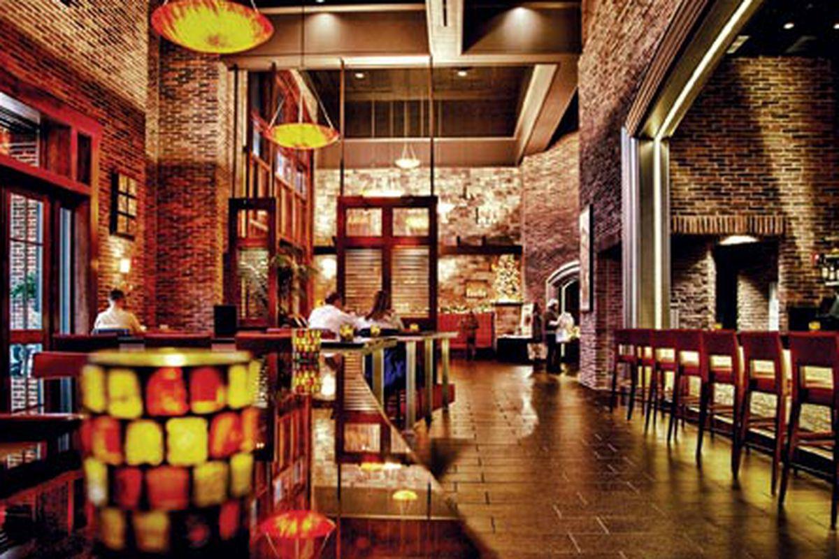 CineBistro Lounge. Photo courtesy of CineBistro.