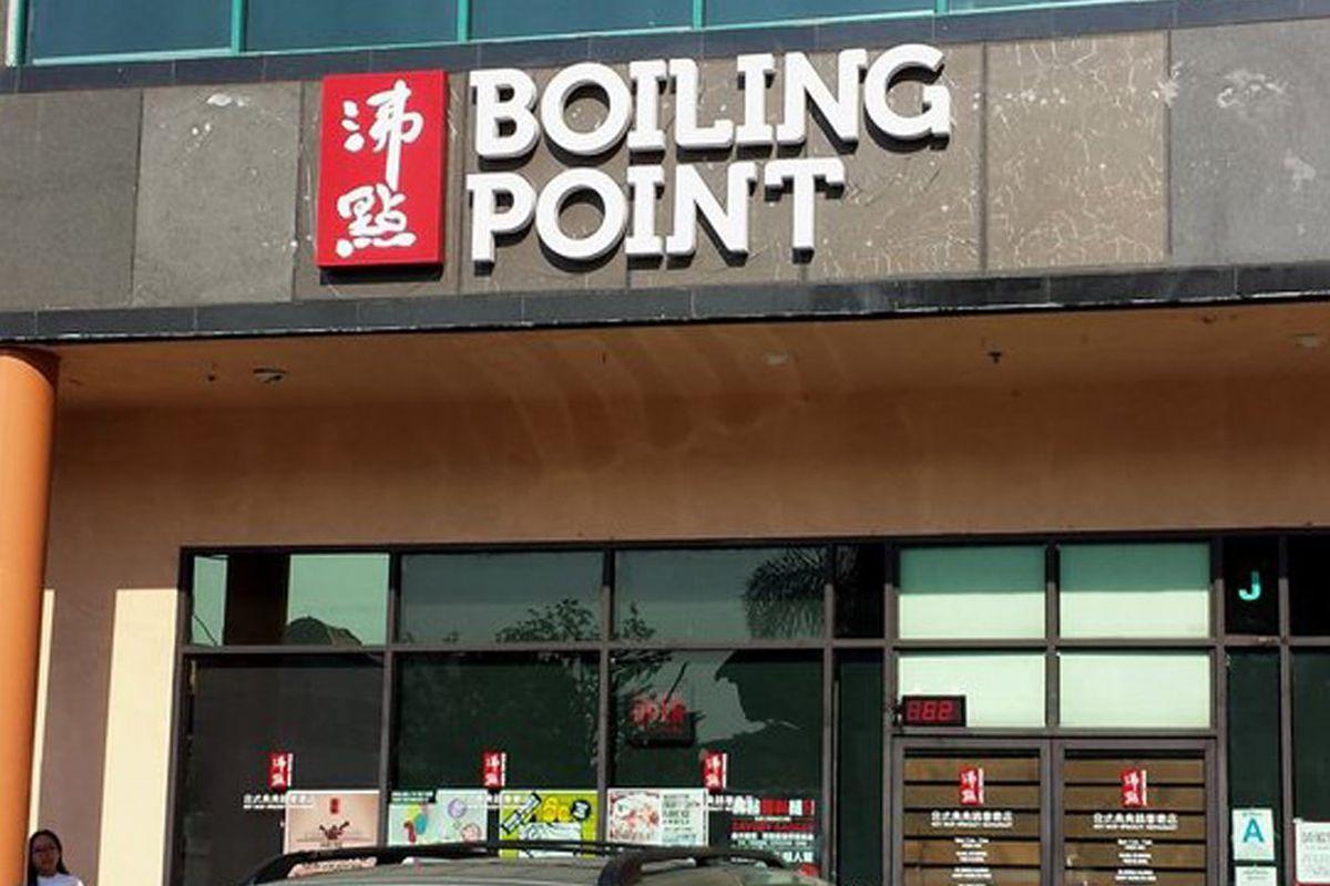 Boiling Point, San Gabriel