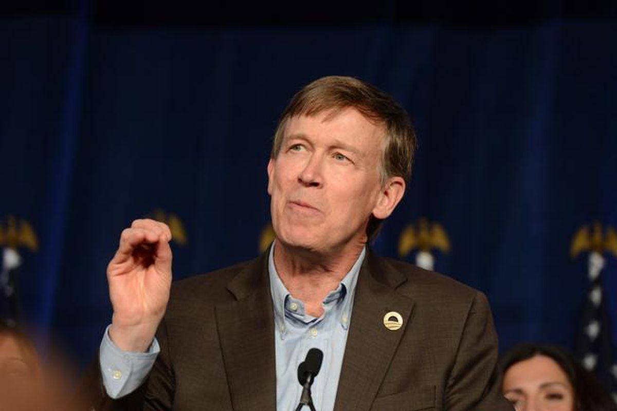 Gov. John Hickenlooper (Craig F. Walker, The Denver Post)