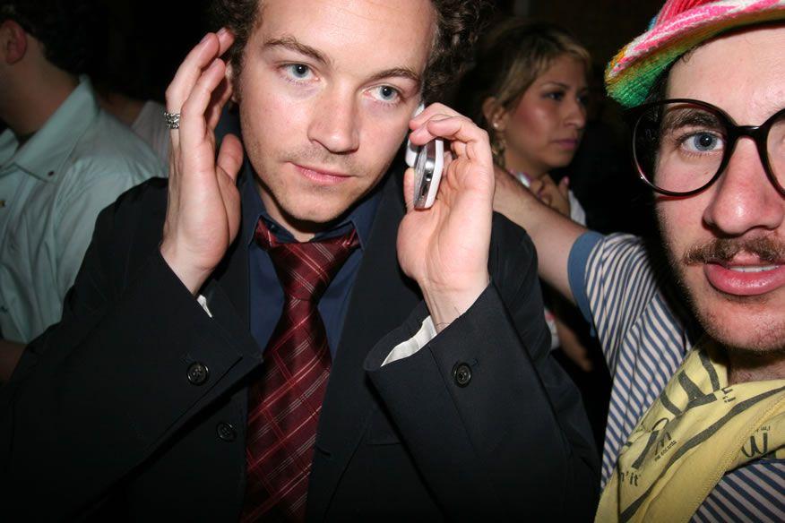 Danny Masterson in 2007