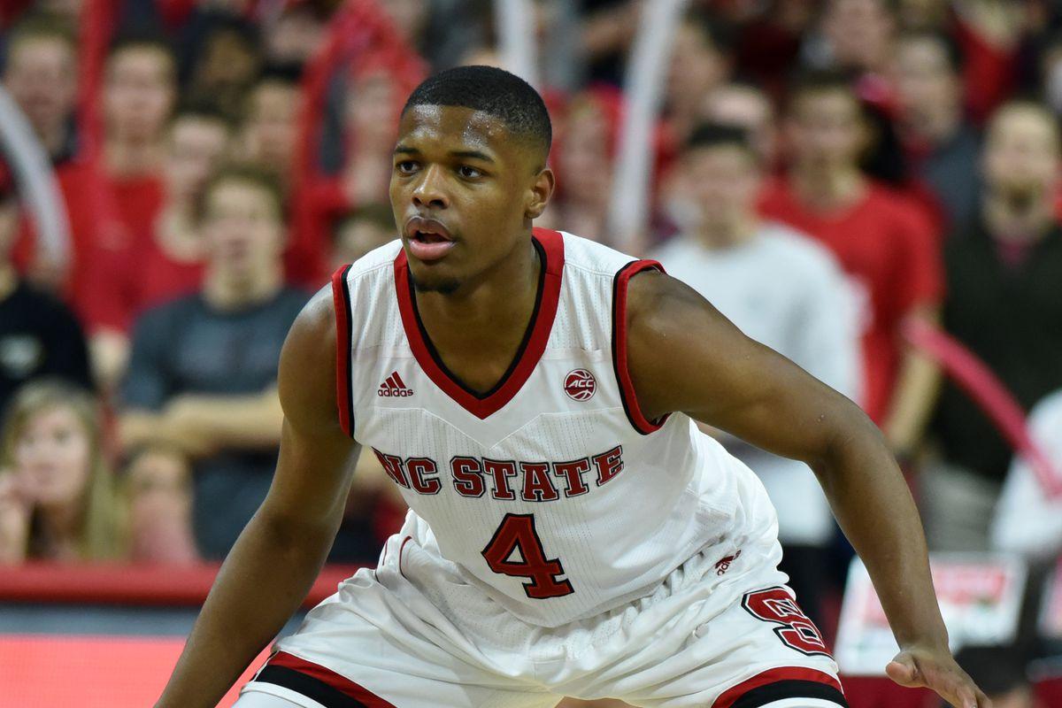 NCAA Basketball: Syracuse at North Carolina State