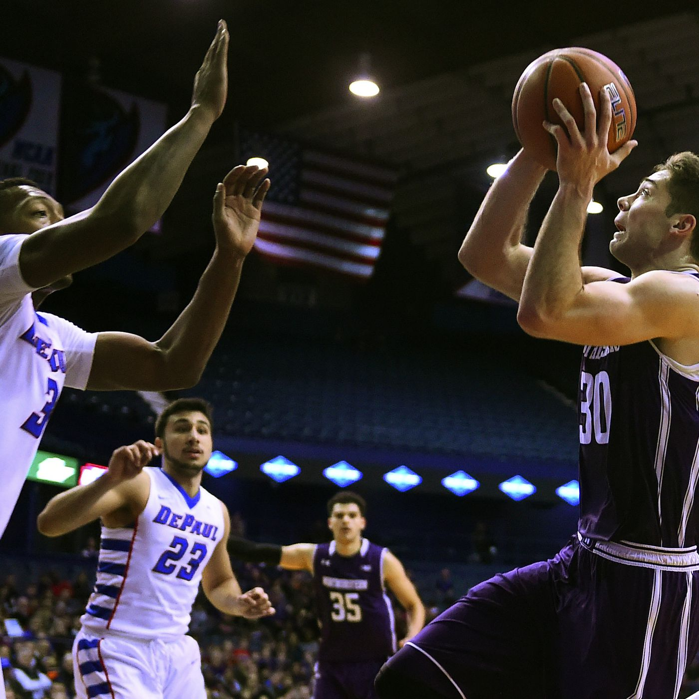 Northwestern basketball enters a season of strange unknowns