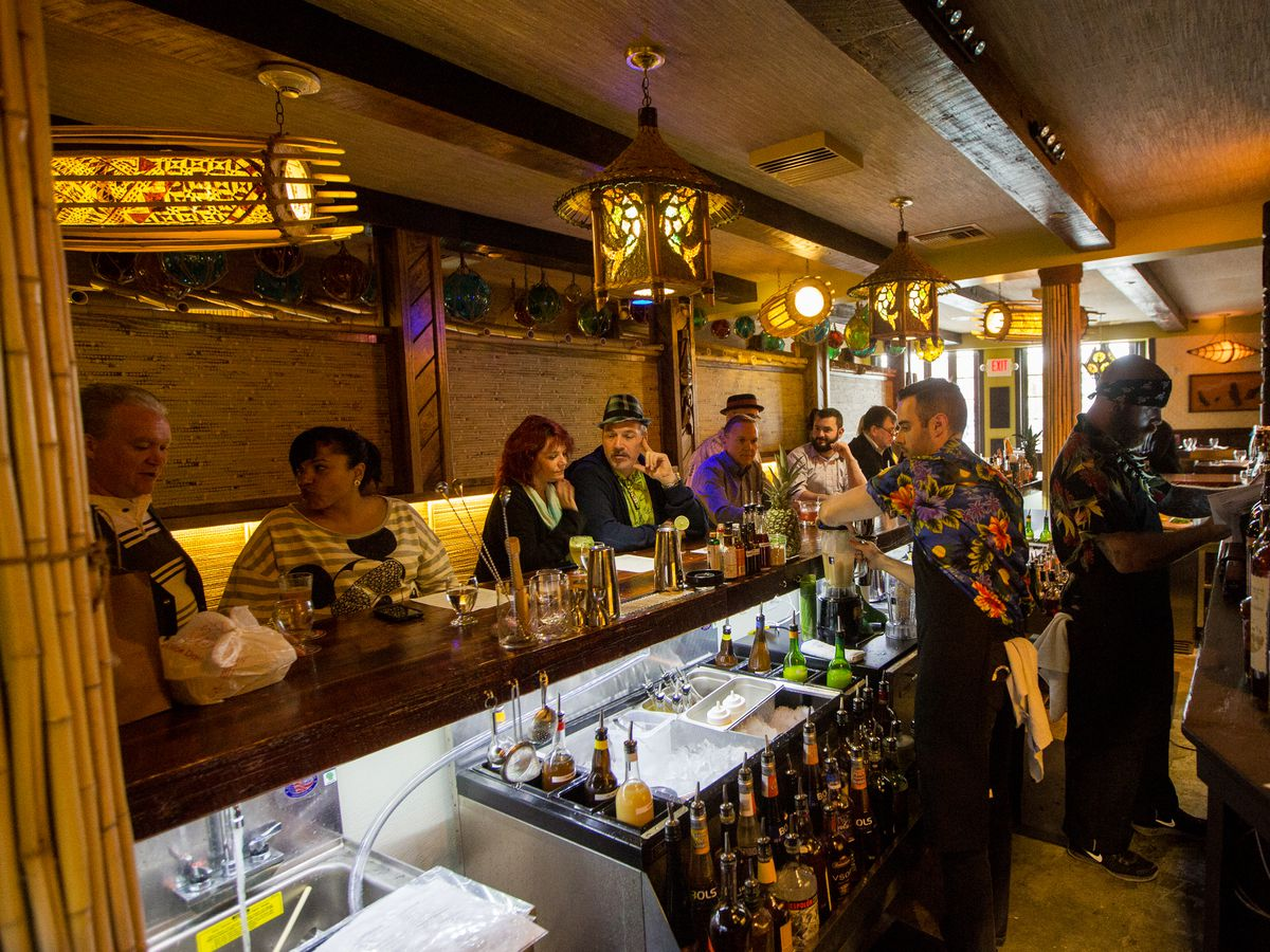 Latitude 29, one of New Orleans most influential bars of 2014.