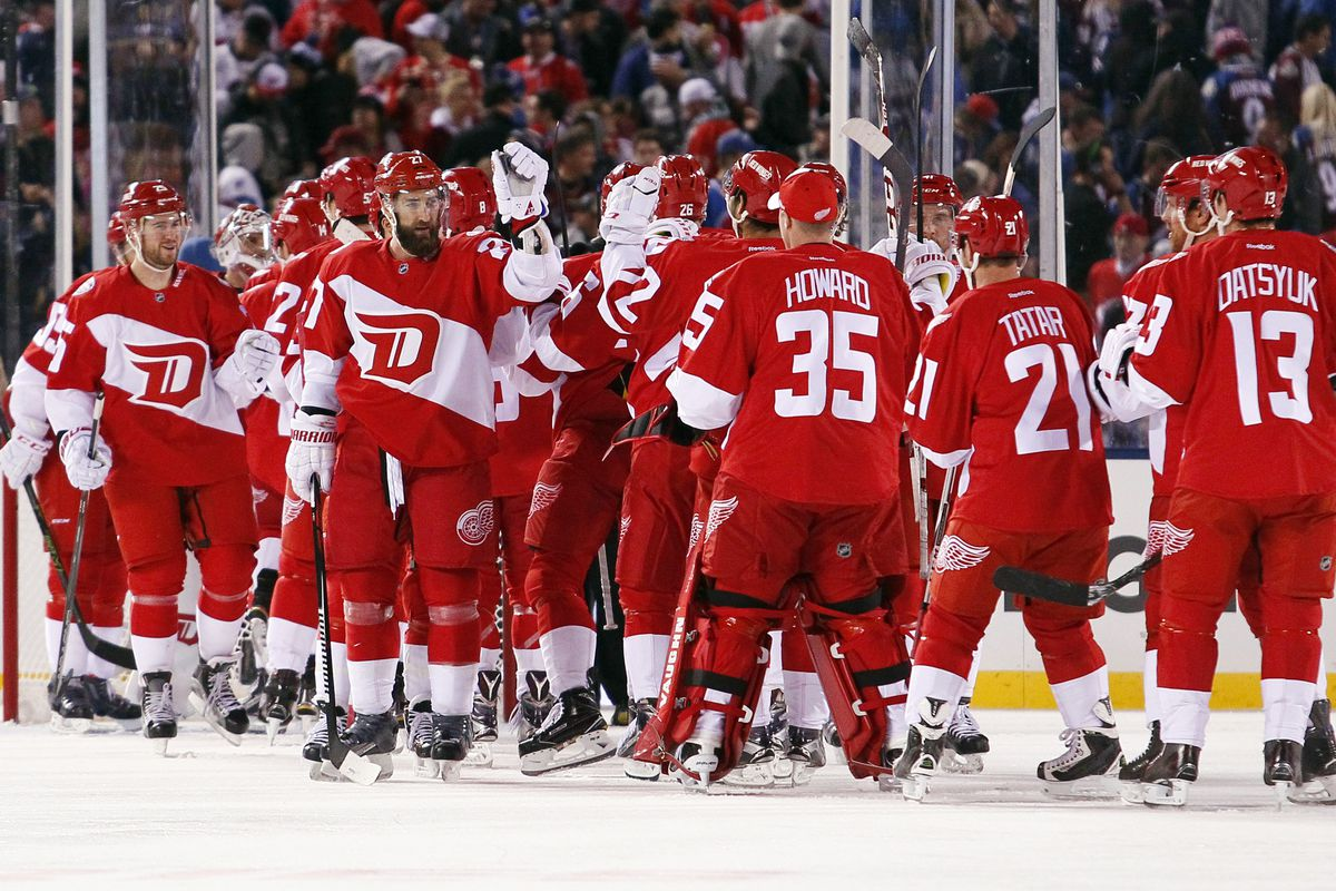 Your 2016 Red Wings: more of the same
