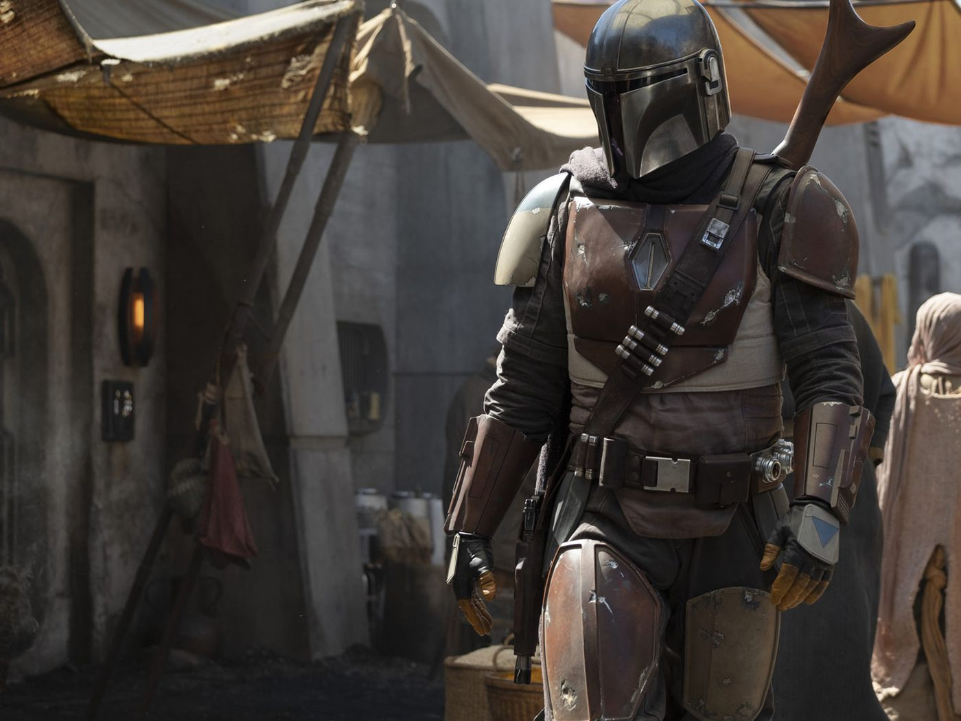 Brush Up On Mandalorian Lore Before The New Star Wars Tv Show