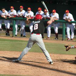 Husker Baseball: Lubach