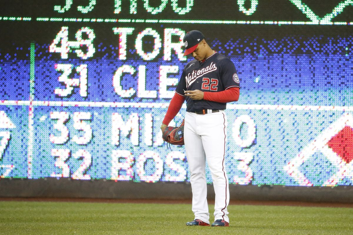 MLB: Game Two-Milwaukee Brewers at Washington Nationals