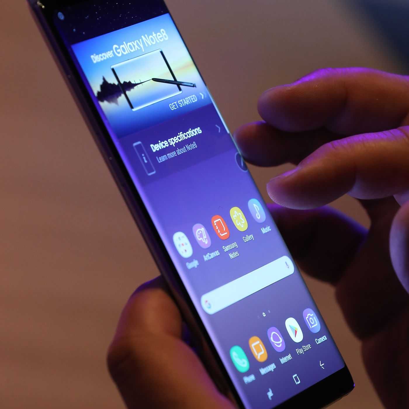 Samsung S Browser Comes To All Android Phones And Gets An Ad Tracking Blocker The Verge