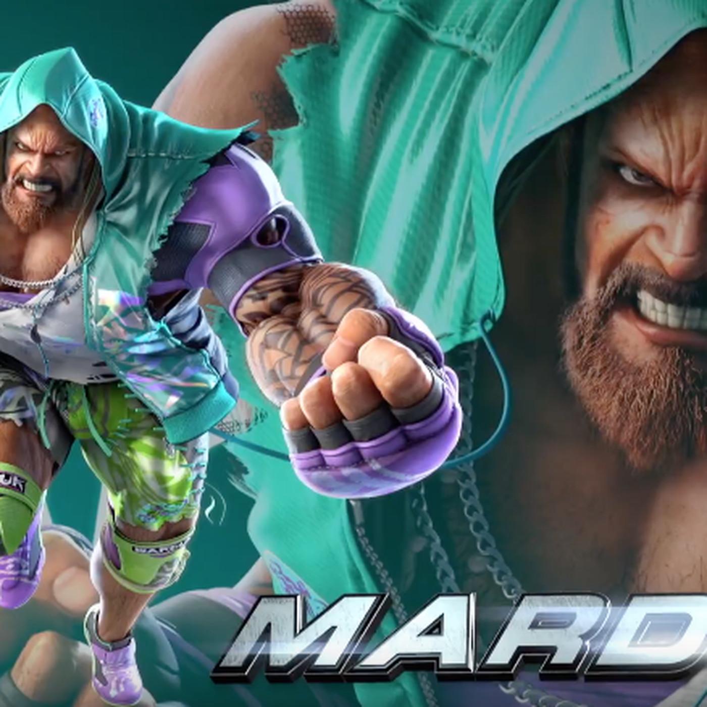 Marduk Armor King Join Tekken 7 Tomorrow Polygon