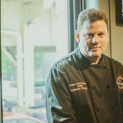 General manage and culinary director Jason Scot Pierce