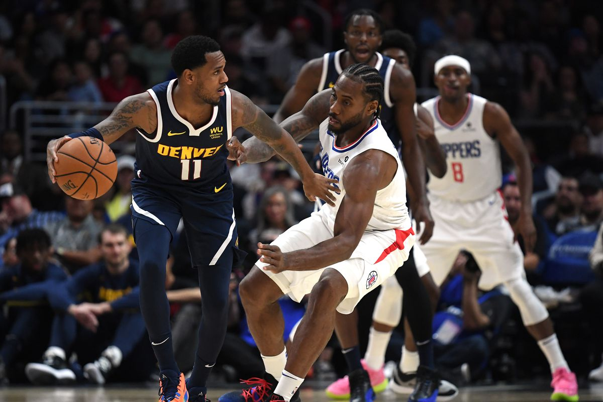 Los Angeles Clippers Vs Denver Nuggets Nba Streams