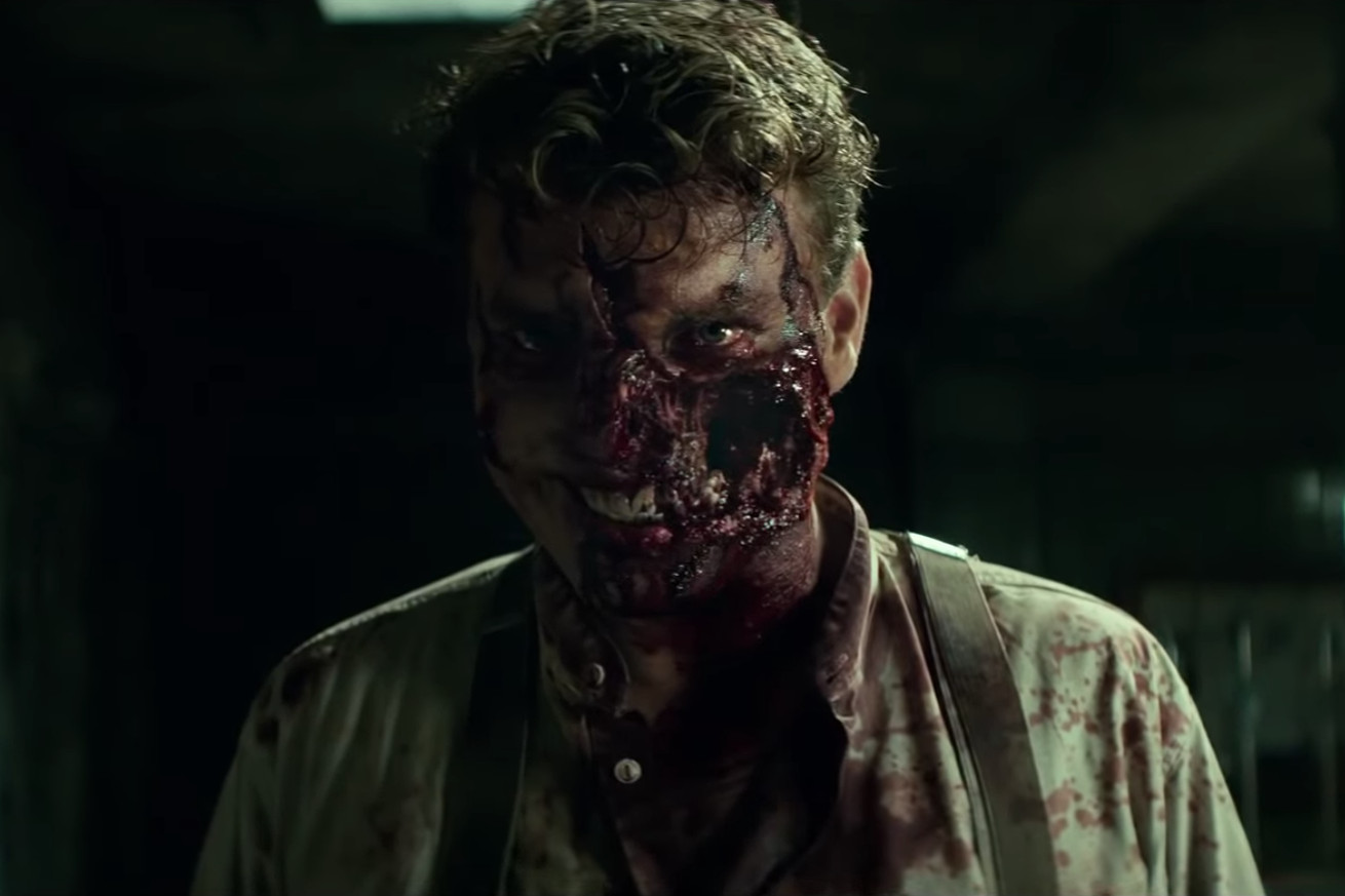 paratroopers battle nazi zombies in the first trailer for bad robot s overlord
