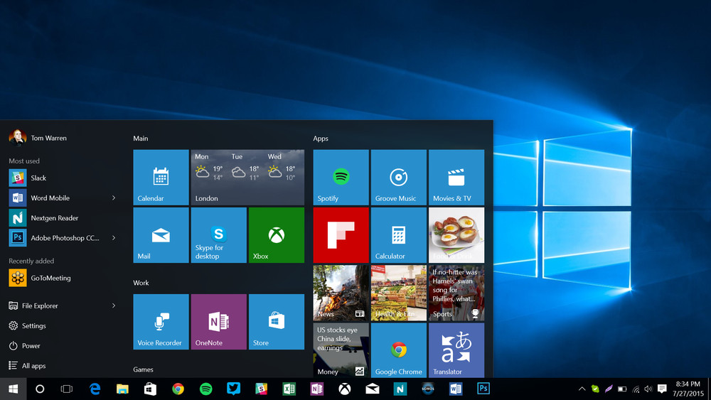 Windows 10 review | The Verge
