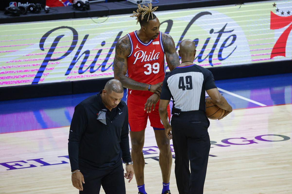 Atlanta Hakws v Philadelphia 76ers - Game One