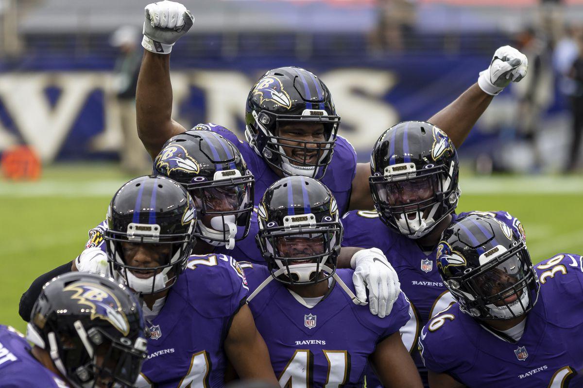 Ravens News 1 6 Establishing The Pass And More Baltimore Beatdown