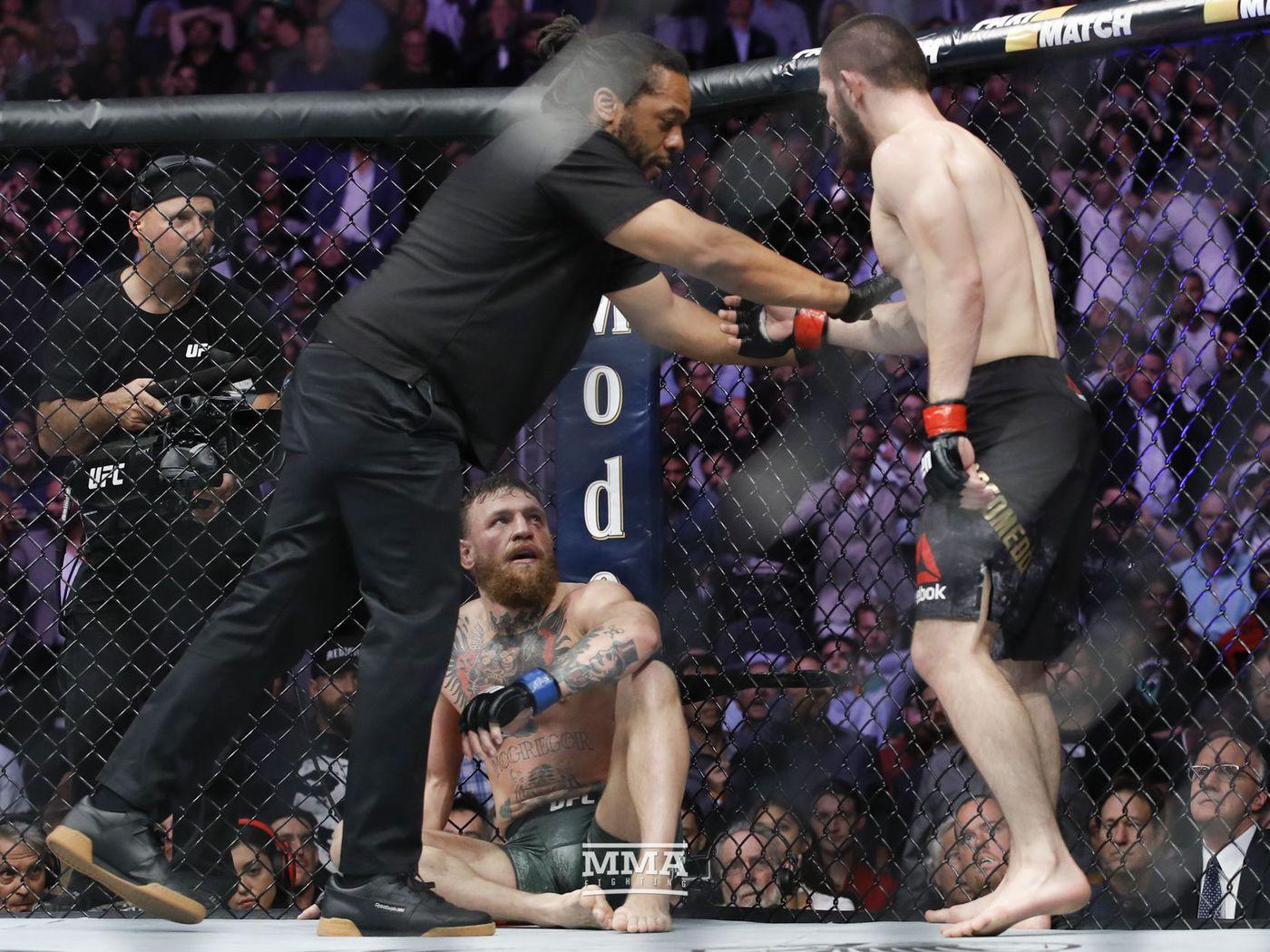 Conor McGregor Mug Shot T-Shirt MMA Champion UFC Irish Khabib Notorious Fighter