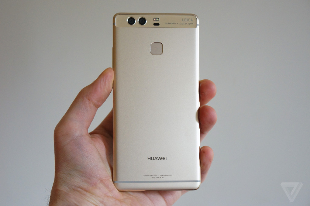 Huawei P9 announced: a dual-camera flagship with Leica ...
