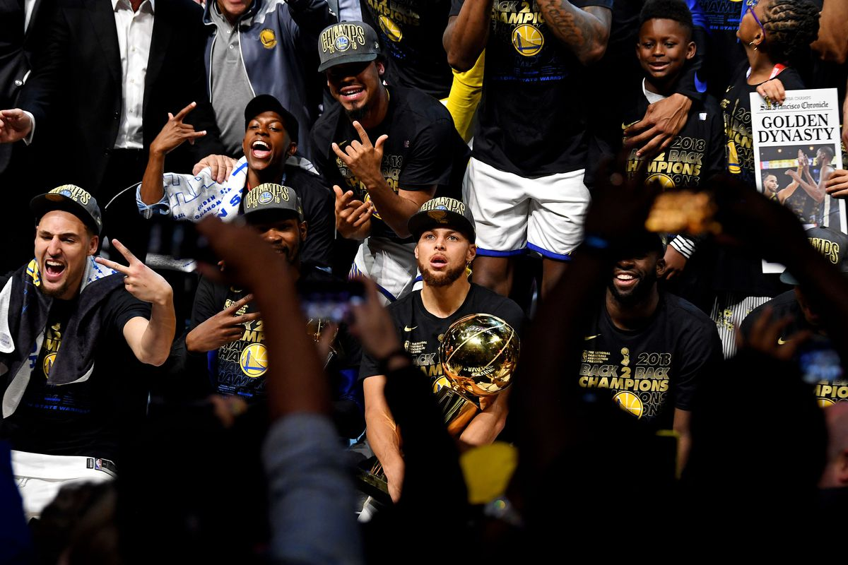 "ee132cd5b1c Your ""Warriors ruined the NBA"" take is objectively wrong - Golden State Of  Mind"