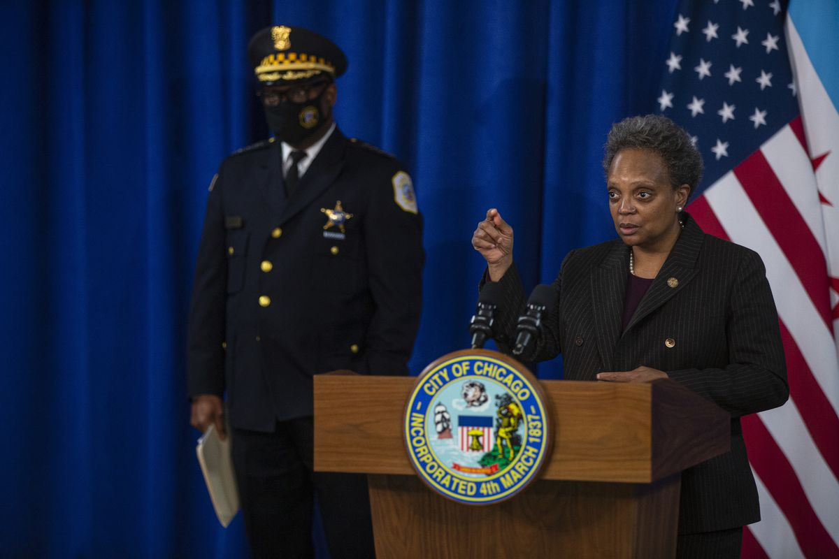 Chicago Mayor Lori Lightfoot issued an executive order Friday night that could make it easier for victims of police misconduct to obtain video and documents.