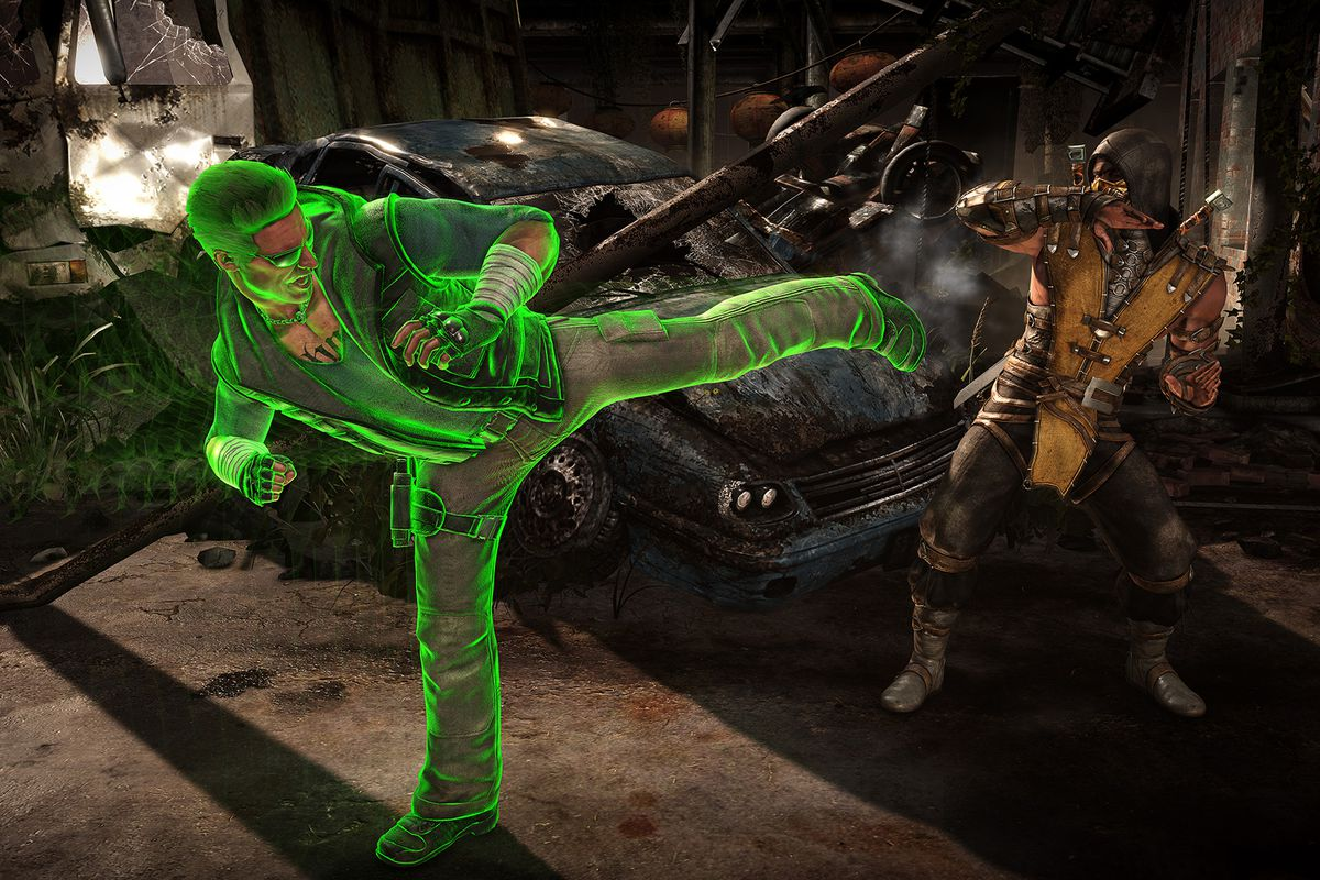 Mortal Kombat X will let you play some DLC characters without buying
