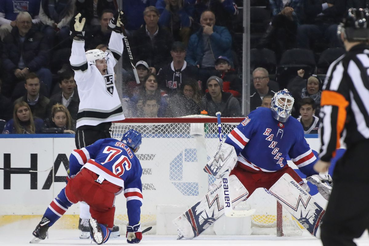 Los Angeles Kings   New York Rangers Game 51 Running Diary  The ... a053f3fb6