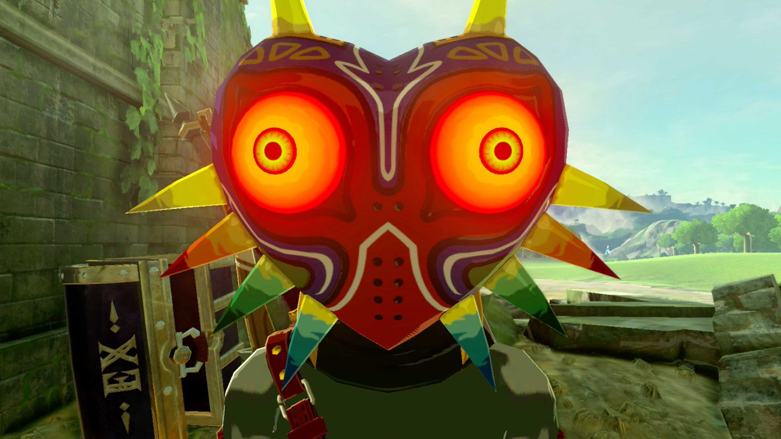 Zelda Botw Armor >> Zelda Breath of the Wild guide: How to find all of the new armor and masks in 'The Master Trials ...